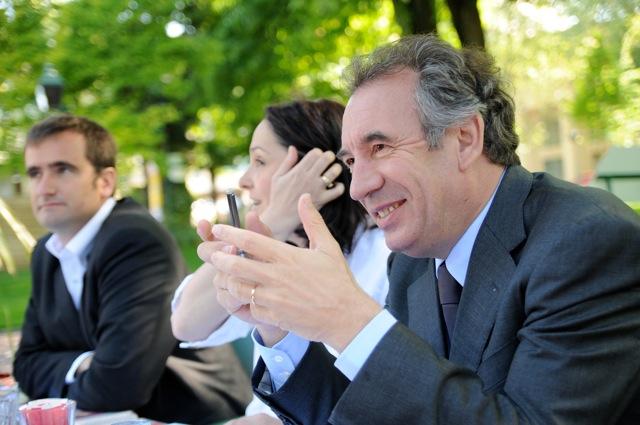 François Bayrou-Aix les Bains-15